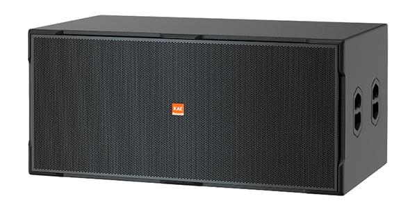 英国KAE专业娱乐K歌音箱-KAS218-双18寸超低音炮