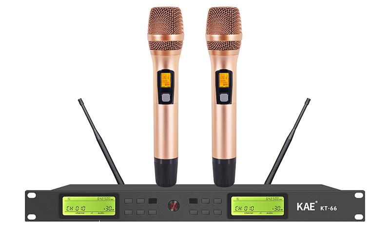 英国KAE高保真无线麦克风KT-66话筒