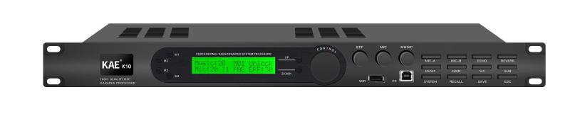 UK KAE digital mixer K10